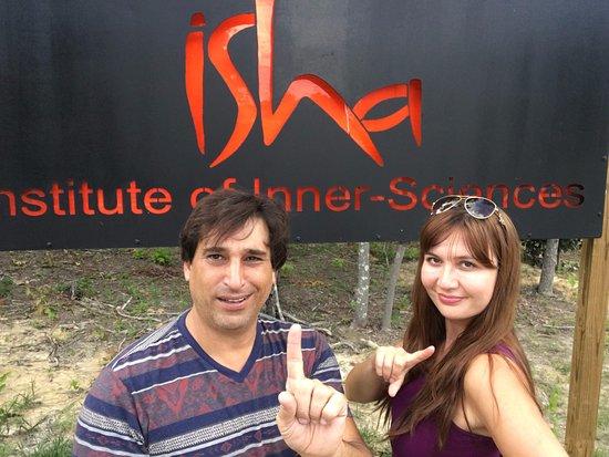 McMinnville, TN: The entrance sign at ISHA USA