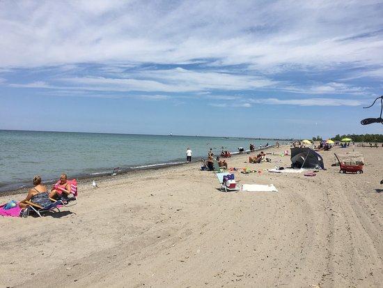 Conneaut, OH: Great beach!