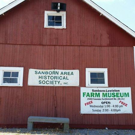 Sanborn Farm Museum