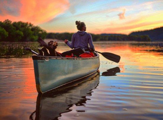 Boscobel, WI: WI River Outings