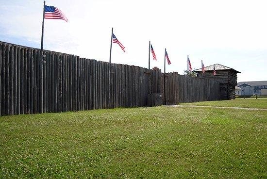 Fort Dodge Stockade