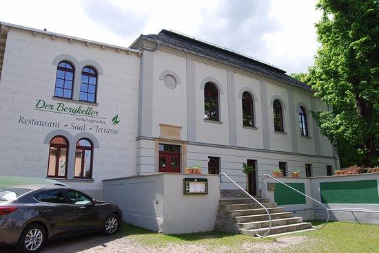 Grossenhain, Alemania: Der Bergkeller. Neu saniert!