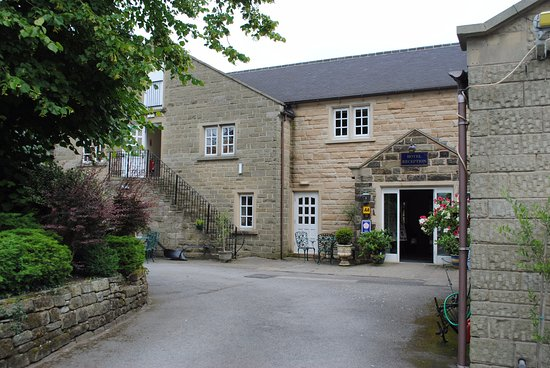 Higham, UK: This is the entrance near the large car park with a viewing veranda!!