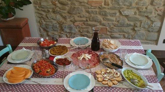 Borgo San Lorenzo, Italia: Il Rifugio di Casa Volpi