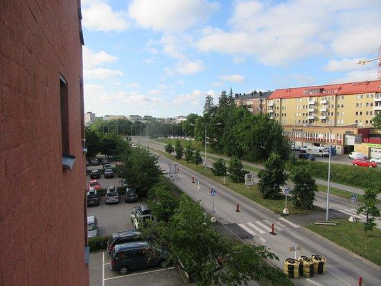 Solna, Suecia: widok na lewą stronę