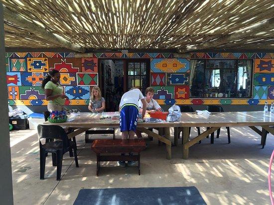Sabi Sabi Bush Lodge: EleFun Centre