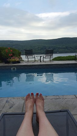 Highland Falls, Nowy Jork: Beautiful bed and breakfast