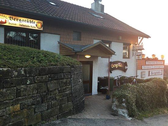 Waldenburg, ألمانيا: Bergstuble
