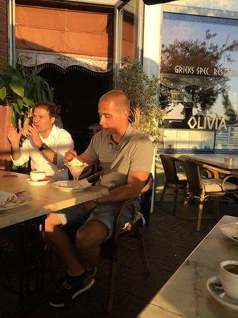 Zoetermeer, Nederland: Olivia Grieks specialiteiten restaurant