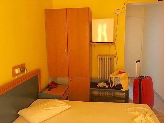 Pothia, Grekland: Olympic Hotel