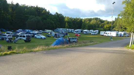 Gekas Ullared Stugby Camping Kuva Gekas Ullared Stugby