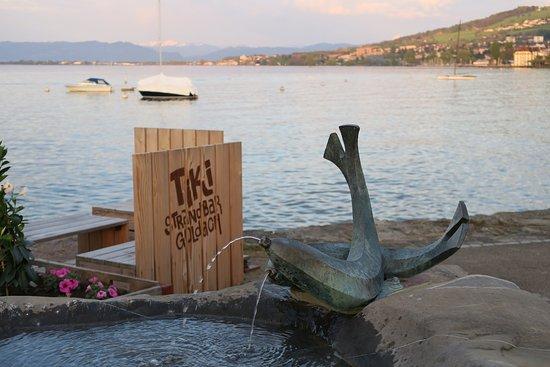 Tiki Strandbar Foto