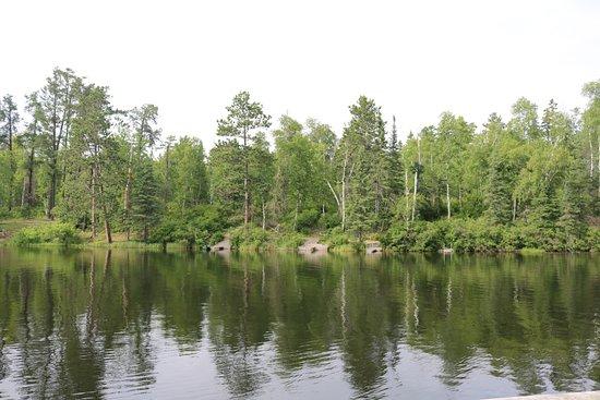 Ely, MN: Gorgeous lake