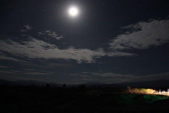 Foto De Desierto De La Tatacoa, Villavieja: Noche De Luna