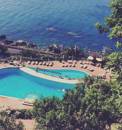 Baia Taormina-Grand Palace Hotel & Spa: Beautiful sight