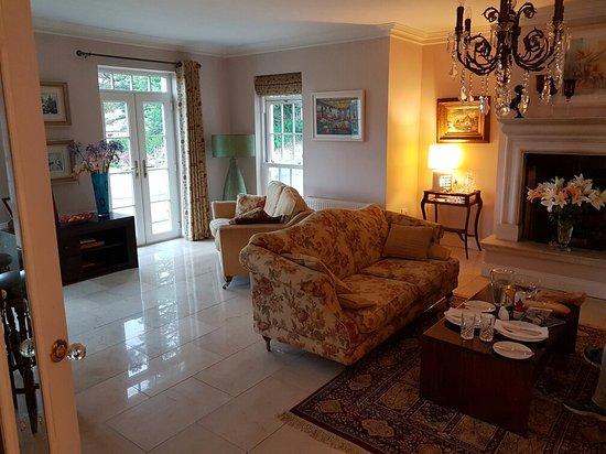 Glenbeigh, Irlanda: Guest sitting room