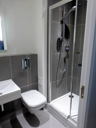 Lovely New Bathroom Picture Of Ibis Budget Hotel Leicester - New bathroom on a budget