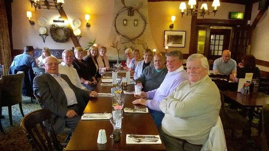 The Broadoak Hotel: Family birthday celebrations