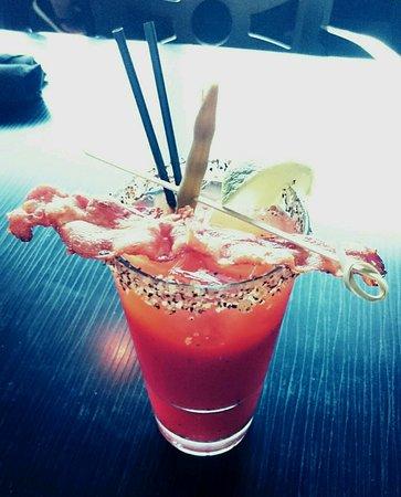 Summerland, Kanada: Bacon bloody Mary