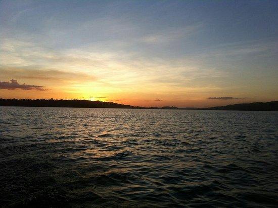Tucuruí, PA: Sunset