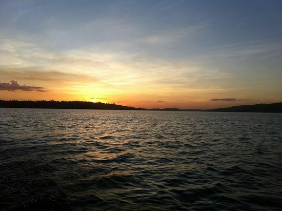 Tucurui: Sunset