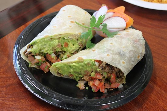 Murrieta, Калифорния: carne asada burrito