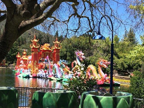 Gilroy Gardens Family Theme Park Picture Of Gilroy