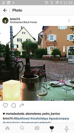 Kirchzarten, Alemania: Great restaurant