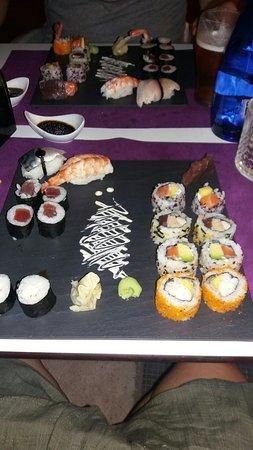 Премия-де-Мар, Испания: Offu Sushi Bar