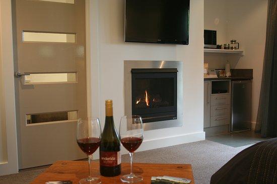 Arthurs Seat, Australia: Warm & cosy