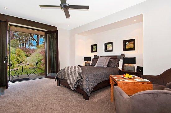 Arthurs Seat, Australia: Indoor becomes outdoor in warm weather