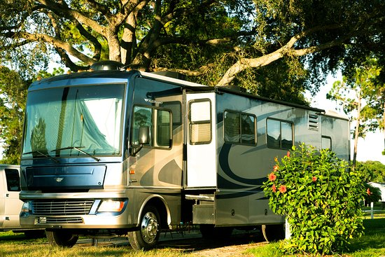 Sun N Fun Resort and Campground: Spacious RV Sites