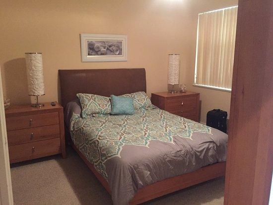 Cinnamon Beach at Ocean Hammock Beach Resort: 2nd bedroom with its own bathroom