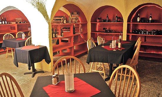 Frankfort, MI: The Wine Cellar