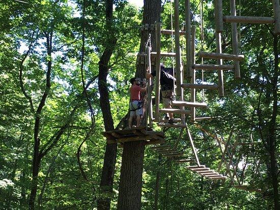 Skytop, Pensilvania: More bonus course
