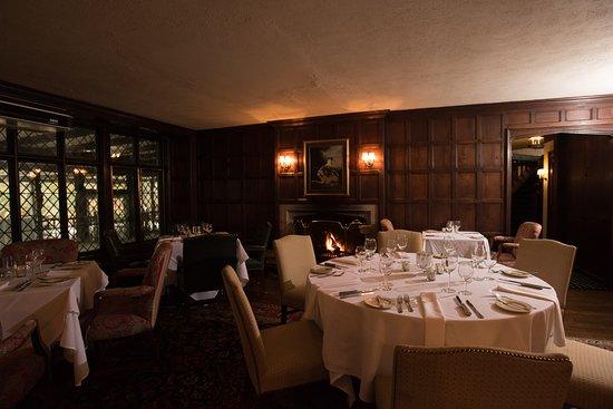 Chagrin Falls, Огайо: Dining Room
