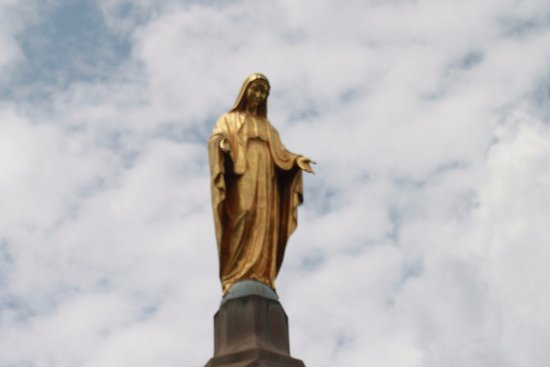 Emmitsburg, MD: Our Lady of the Mountain