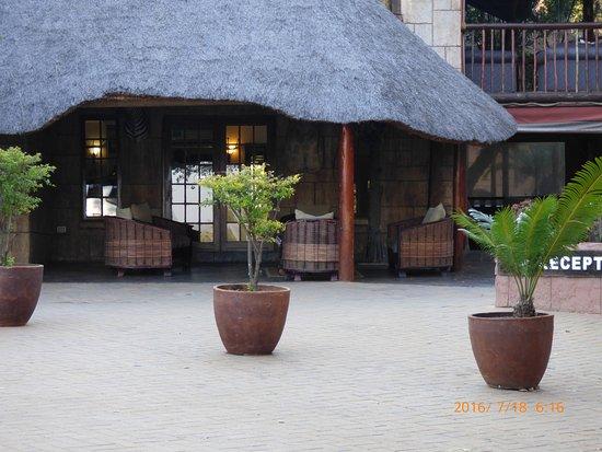 Cullinan, Sydafrika: Main building