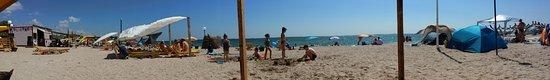 """Vama Veche, Ρουμανία: """"La Plage"""" - Book's Beach"""