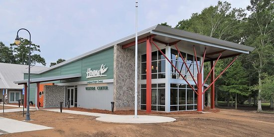 Gray, LA: The new Houma area visitors center