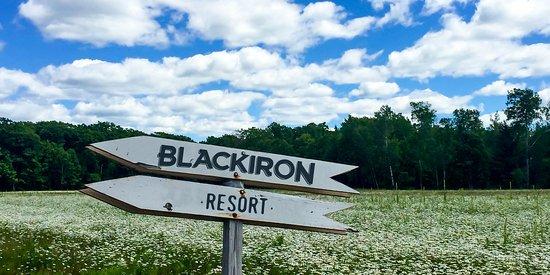 Hayward, Wisconsin: Blackiron Resort
