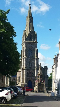 Falkland, UK: 20160708_151049_large.jpg