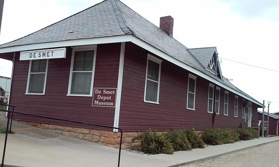De Smet Depot Museum