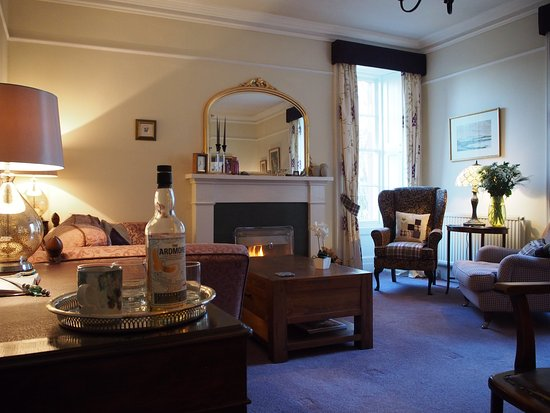 Cromarty, UK: Guest Lounge