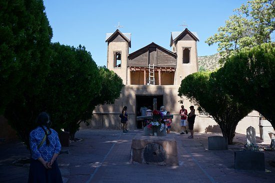 view of sanctuario do chimayo