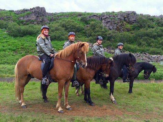 Kopavogur, Islandia: rainy tour
