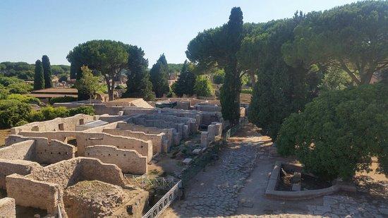 Ostia Antica, Italia: 20160720_170952_large.jpg