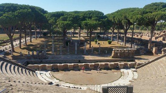 Ostia Antica, Italië: 20160720_171130_large.jpg