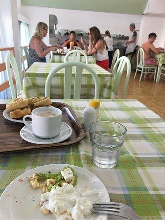 ALS Hotel: завтрак