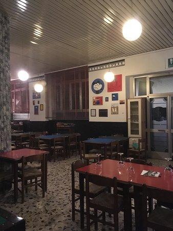 la sala - Foto di Osteria del biliardo, Milano - TripAdvisor